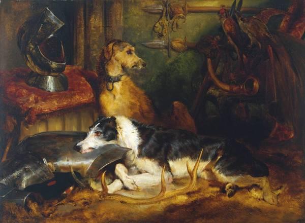 Sir Edwin Landseer (1802 – 1873)