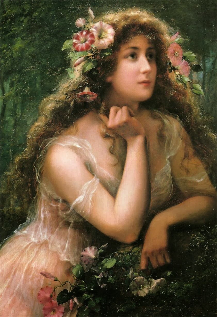 Emile Vernon, pictor francez (1872-1919)