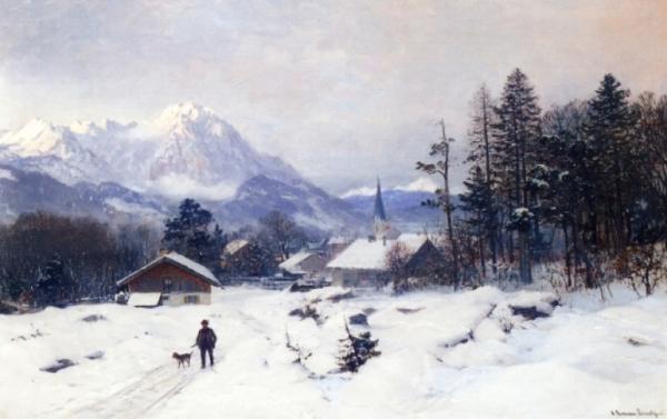Anders Andersen-Lundby, pictor danez (1841–1923)