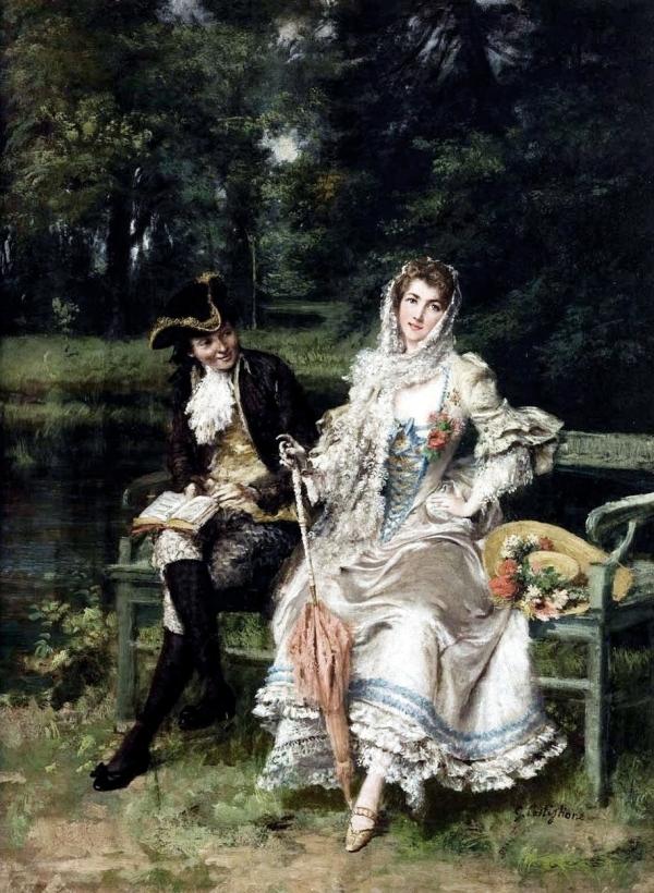 Giuseppe Castiglione, pictor italian (1829-1908)